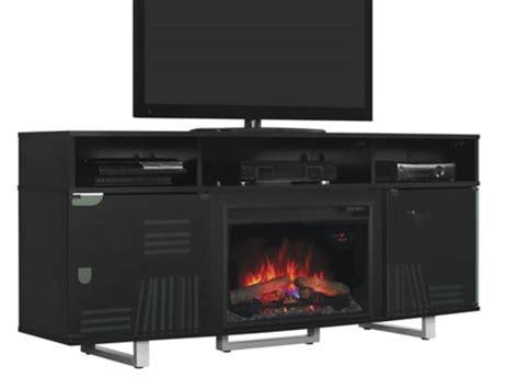 Mueble Para Tv Con Chimenea Eléctrica.   $ 7,999.00 en ...