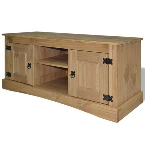 Mueble para TV Corona Range pinoexicano 120x40x52cm Vida ...