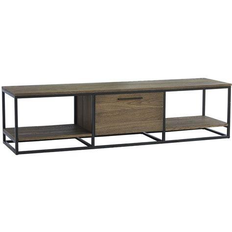 mueble para tv de madera y hierro   Buscar con Google ...