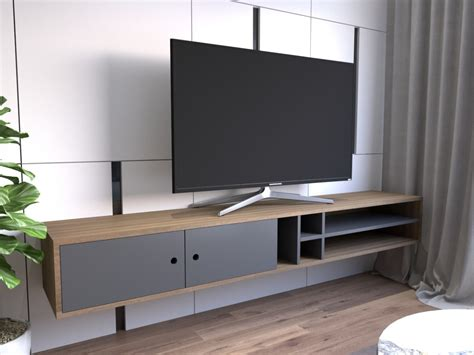 Mueble Para Tv Flotante Envio Gratis   $ 740.000 en ...