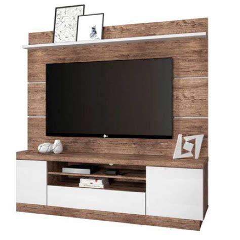 Mueble para Tv hasta 65  con Luz LED Texas Lib Madera ...
