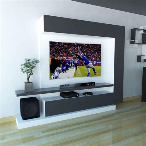 Mueble Para Tv Ref Mural45 250 Cm Panel Para Ocultar ...