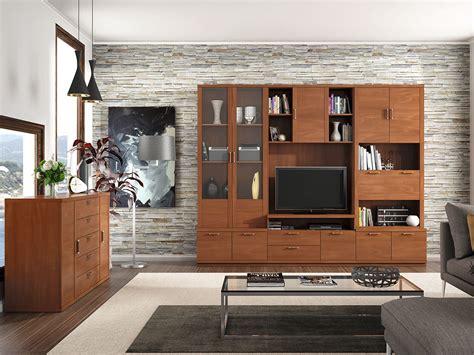 mueble salon tv comedor aparador libreria madera melamina ...