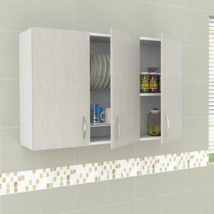Mueble Superior Para Cocina Emma 3 Puertas 60 cm Alto x ...
