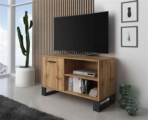 Mueble TV 100 con puerta izquierda, salón comedor, Modelo ...