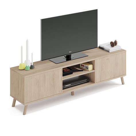 Mueble TV color roble natural aurora 109€