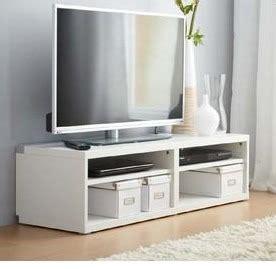 Mueble Tv Ikea Blanco   $ 4,100.00 en Mercado Libre