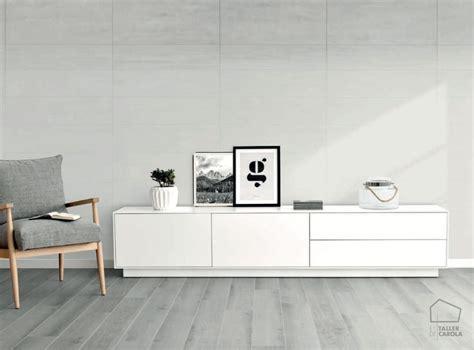 Mueble TV Nor Lacado. Mueble de TV que se adapta a tu espacio