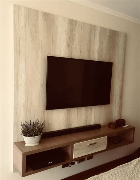 Mueble TV ,para colgar en muro | Muebles para tv, Muebles ...