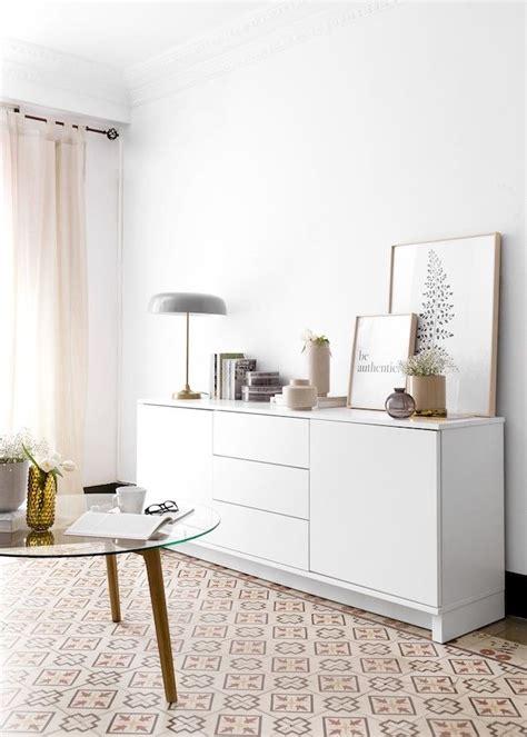 Mueble tv Trend lacado blanco   Kenay Home