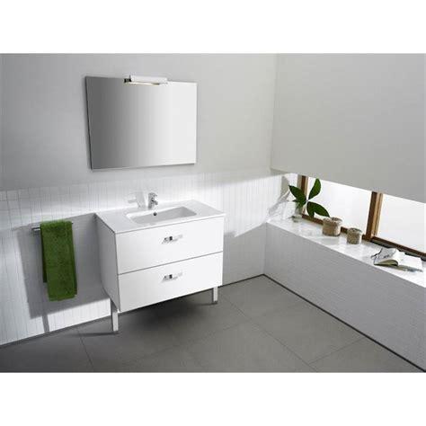 Mueble Unik blanco 100cm Victoria Basic Roca A855851806 ...