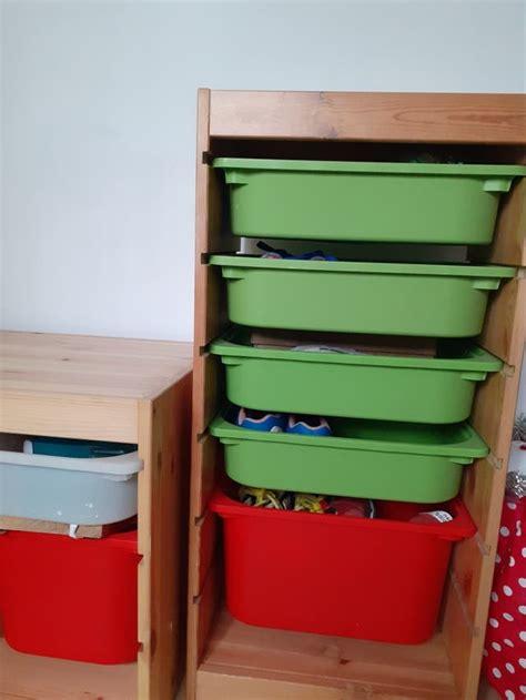 Muebles almacenaje ikea de segunda mano por 55 € en ...