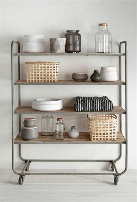 Muebles auxiliares de cocina  24 diseños interesantes ...