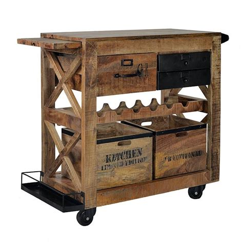 Muebles auxiliares de cocina, funcionalidad con clase
