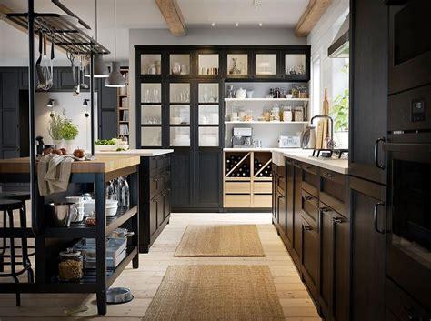 Muebles auxiliares de cocina Ikea con soluciones de ...