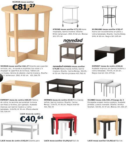 Muebles auxiliares IKEA 2019   EspacioHogar.com