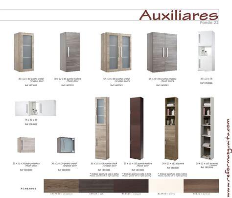 Muebles auxiliares para el baño IV ~ Reformas Guaita