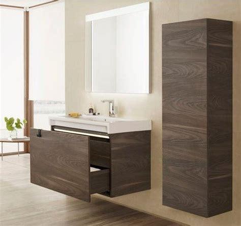 Muebles Baño Minimalista En Formica Nacional Lisa   Bs. 2 ...