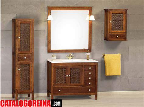 Muebles baño rusticos baratos. Mueble de baño Leon