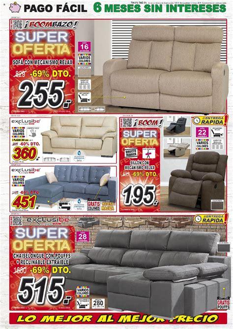 Muebles Boom folleto   Catálogo actual   01/09/2020   página 4
