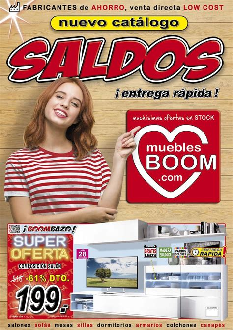 Muebles BOOM Oferta actual 01.07   31.08.2020   folleto 24.com