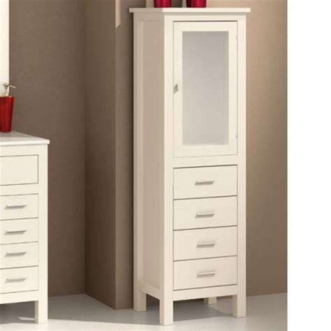 Muebles de baño   Columna Madera 45 cm
