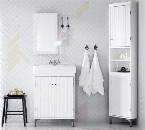 muebles de baño ikea silveran para espacios pequeños ...