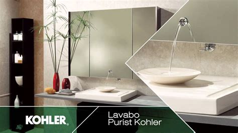 Muebles de baño KOHLER de venta en Interceramic   YouTube