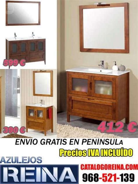 Muebles de baño rústicos baratos | Milanuncios
