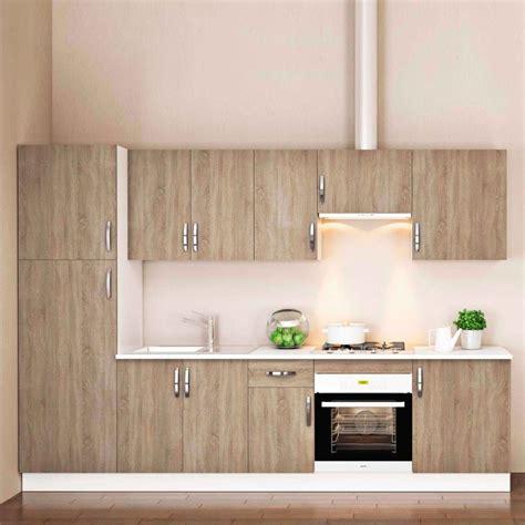 Muebles de cocina en kit MARTA roble | Comprar cocina barata
