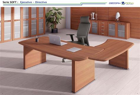 Muebles de Despacho Serie Soft   DecoraOficina