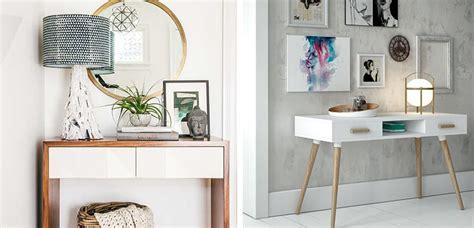 Muebles de entrada para decorar el recibidor | Decoora