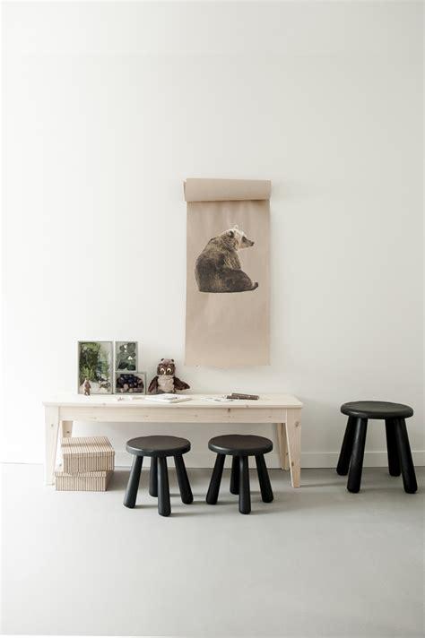 Muebles de Ikea para un cuarto inspirado en el bosque ...