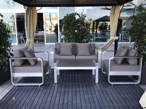 Muebles de Jardín Aluminio   Mobiliario de Exterior en la ...