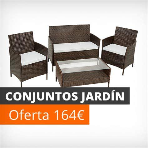 Muebles de JARDÍN Baratos Online ⑳㉑ Conjuntos MESAS y SILLAS
