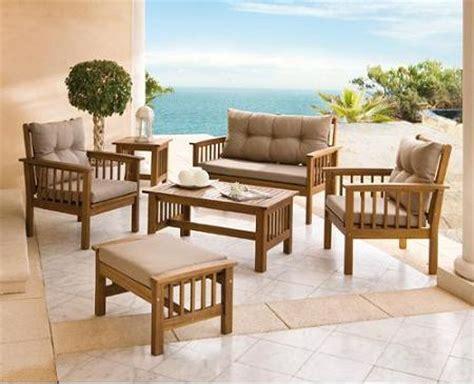 Muebles de jardín Carrefour – Decoración