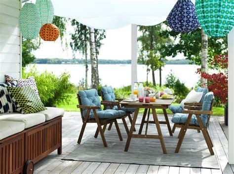 Muebles de jardín: catálogo Ikea 2018   iMuebles