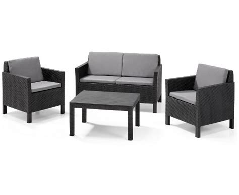 Muebles de jardín Chicago Lounge Set   Outlet Piscinas