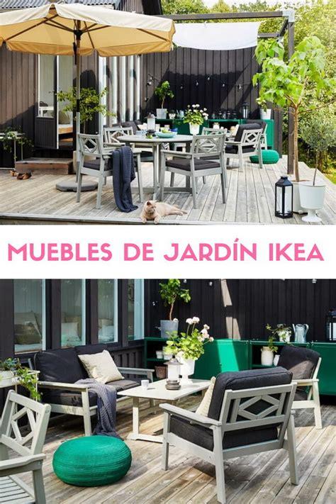 Muebles de jardín IKEA. Descubre las tendencias en ...