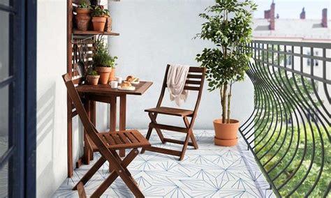 Muebles de jardín #Ikea para balcón IKEA que querrás este ...