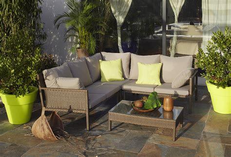 Muebles de jardin Leroy Merlin 201410