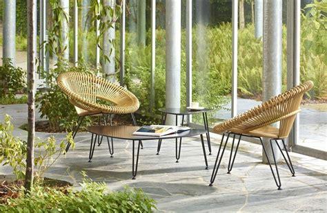 Muebles de jardín primavera/verano 2012. Decoración del hogar.