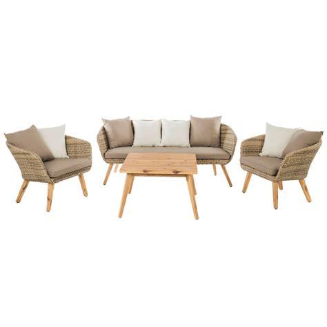 Muebles De Jardín rattán sintético | LOLA home