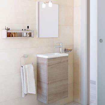 Muebles de lavabo para espacios reducidos   Leroy Merlin