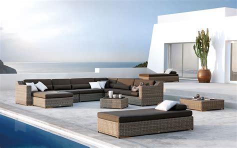Muebles de lujo para terrazas y jardines | Arph Decoración ...