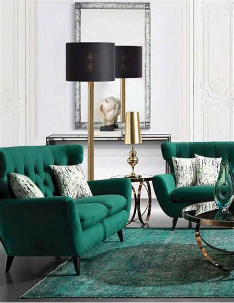 Muebles De Madera Color Verde