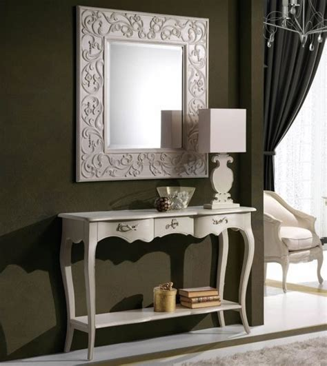 Muebles de recibidor vintage: Consolas y espejos   Forja ...
