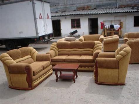Muebles de sala de segunda
