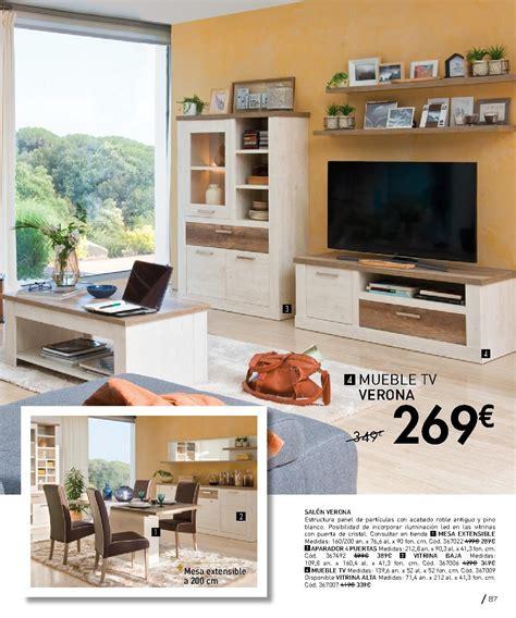 Muebles de salón Catálogo Conforama 2018 | iMuebles