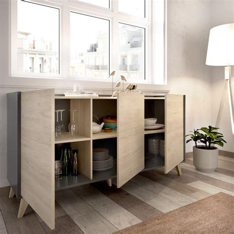 Muebles de Salón, Mueble Bajo TV, Aparador, y Estantería ...